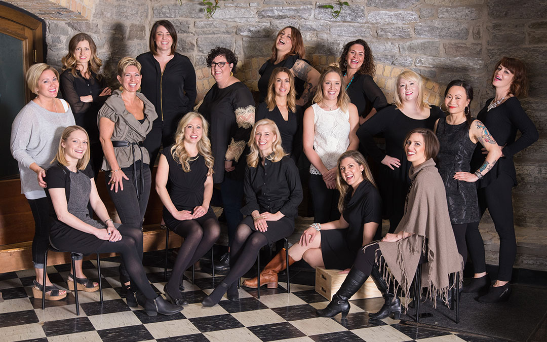 Urban Village Salonspa Staff