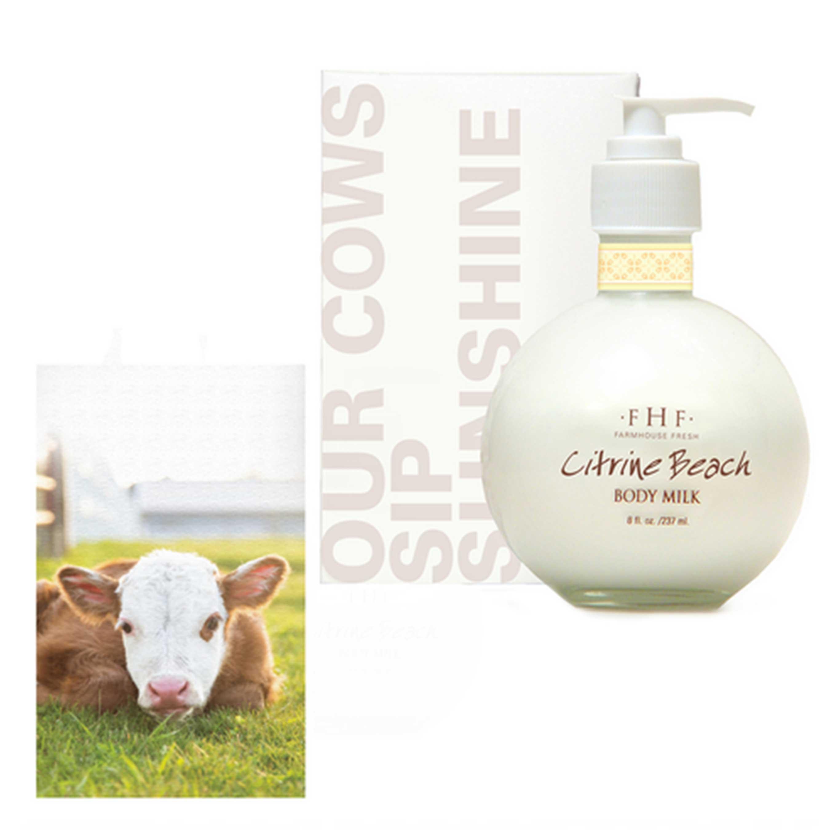 FHF Body Milk