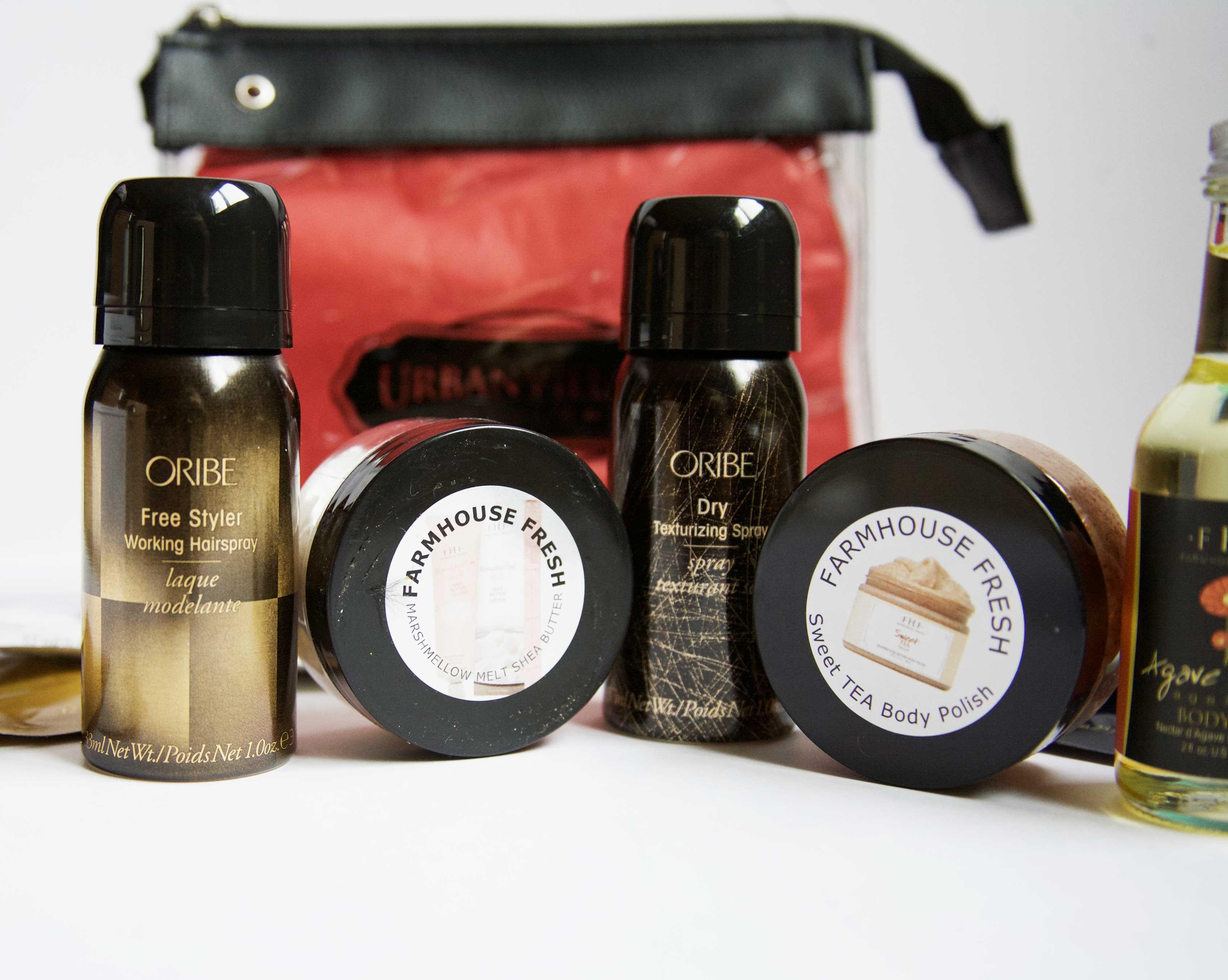 UrbanVillage Holiday Hair and Body Kit